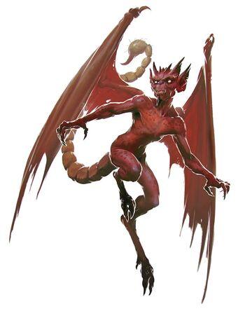 Diablillo | Maldición del trono carmesí Wiki | Fandom