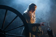 Aurora Spinning Wheel