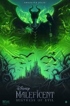 Maleficent Mistress of Evil Chelsea Lowe Poster