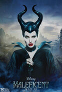 Maleficent Character Poster