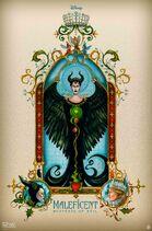 Maleficent Mistress of Evil Jeremy Pailler Poster