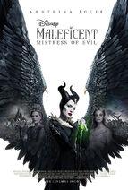 Maleficent Mistress of Evil UK Poster