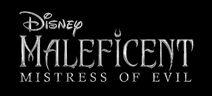 Maleficent Mistress of Evil Logo