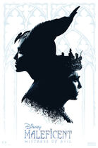 Maleficent Mistress of Evil Tracie Ching Poster