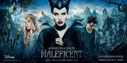 Maleficent Fairy Tale Banner