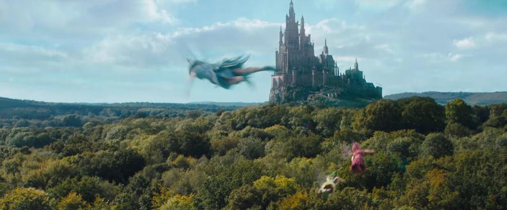 King Stefan S Castle Maleficent Wiki Fandom Powered By Wikia