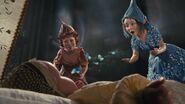 Fairies and Baby Aurora