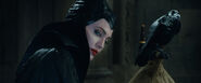 Maleficent Looking On