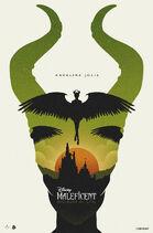 Maleficent Mistress of Evil SG Poster