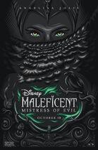 Maleficent Mistress of Evil Aracely Muñoz Poster
