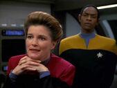 Janeway and Tuvok