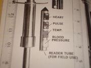 Reader tube