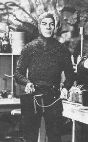 Lt Spock