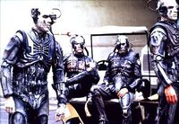 Borg behind-the-scenes