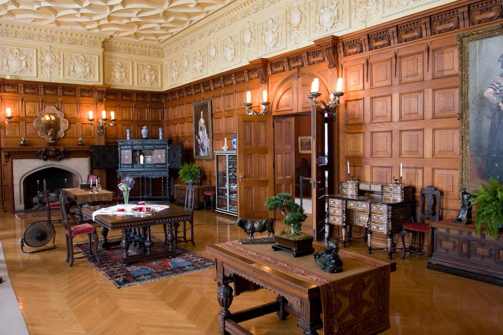 image biltmore estate interior with furnishings jpg beyond the