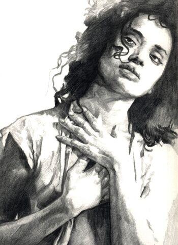 Lisa Bonet by 17dreams