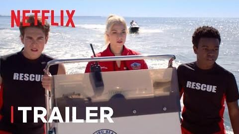 Malibu Rescue The Next Wave Trailer 🇨🇭 Netflix Futures