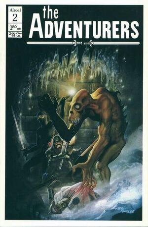 Adventurers Vol 1 2