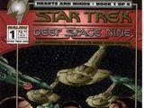 Star Trek: Deep Space Nine: Hearts and Minds Vol 1 1