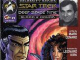 Star Trek: Deep Space Nine: Blood and Honor Vol 1