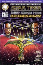 Deep Space Nine Lightstorm