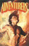 Adventurers Book II Vol 1 0