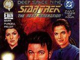 Star Trek: Deep Space Nine/Star Trek: The Next Generation Vol 1 2