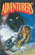 Adventurers Vol 1 0