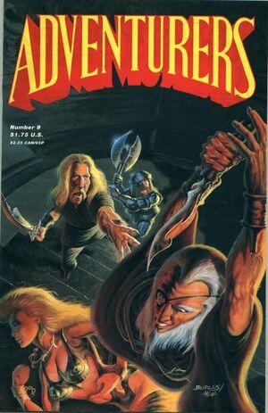 Adventurers Vol 1 9
