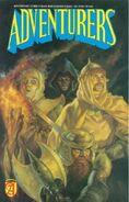 Adventurers Book III Vol 1 1-B