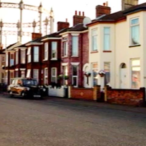 Hulme Street.