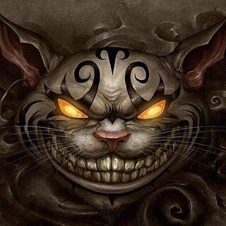 Cheshire Cat image.