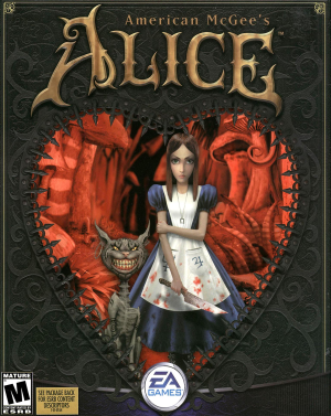 American McGee Alice cover