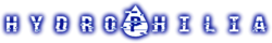 Logo hydrophilia