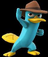161px-Disney INFINITY - Perry the Platypus