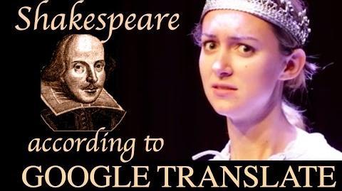 Translator Fails Hamlet