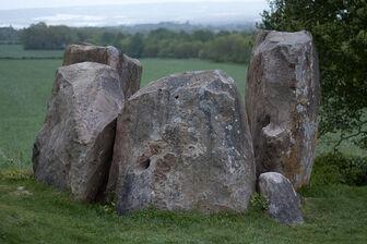 Longbarrow at Trosley, near Maidstone