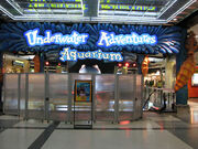 Underwater Adventures Aquarium