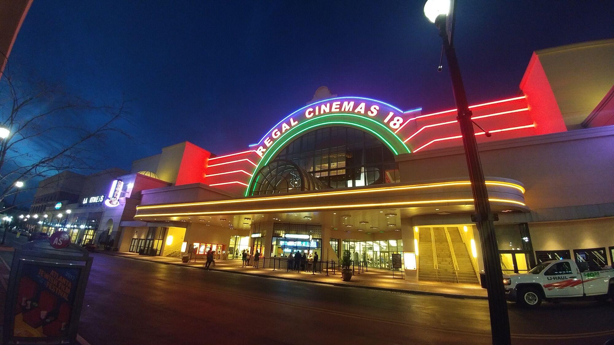 Regal Cinemas | Malls and Retail Wiki | FANDOM powered by Wikia