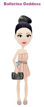 Ballerina Goddess