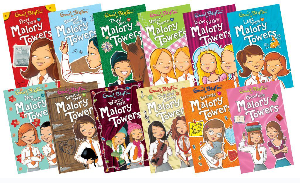 Malory Towers - Book Series In Order