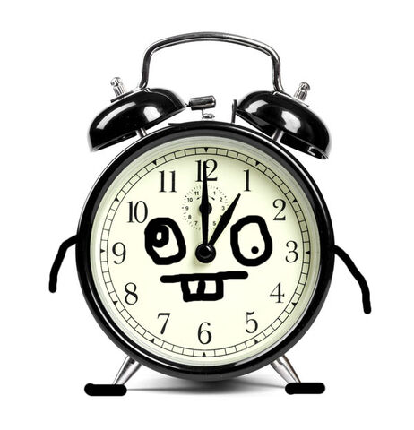 File:Random - alarm clock with funny face - drawn by ryan.jpg