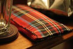 Old tartan