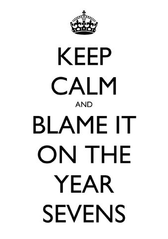 File:Keep calm and blame it on the year sevens.jpg