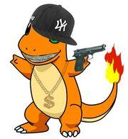 Gangster Charmander