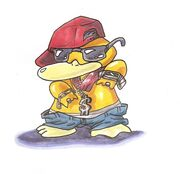 Gangster Psduck