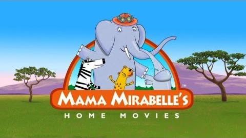 Mama Mirabelle - Muddy Wonderland (Ep
