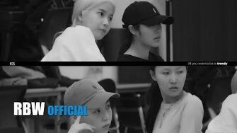 Special 'HIP' Choreography Practice Film 1