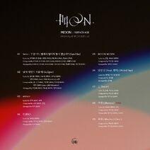 門OON Tracklist