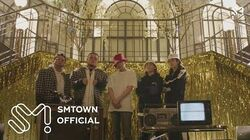 STATION 희철X신동X은혁X솔라 '짬에서 나오는 바이브 (Charm of Life)' MV